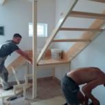 Реставрація сходів