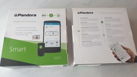 Встановлення сигналізації Pandora