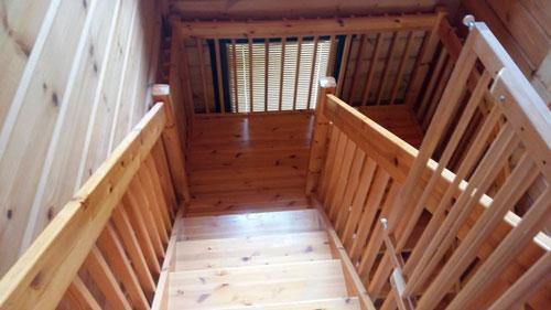 Реставрация лестниц цена под ключ — работы
